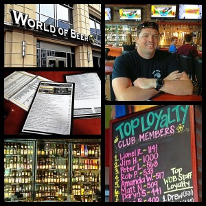 World of Beer Arlington VA Ballston