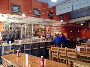 Bull City Burger and Brewery