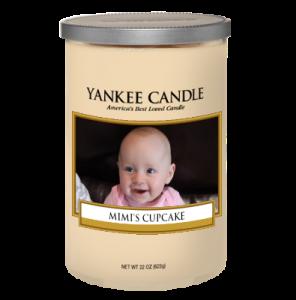My Custom Yankee Candle