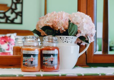 Personalized Yankee Candles