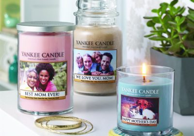 Custom Yankee Candles