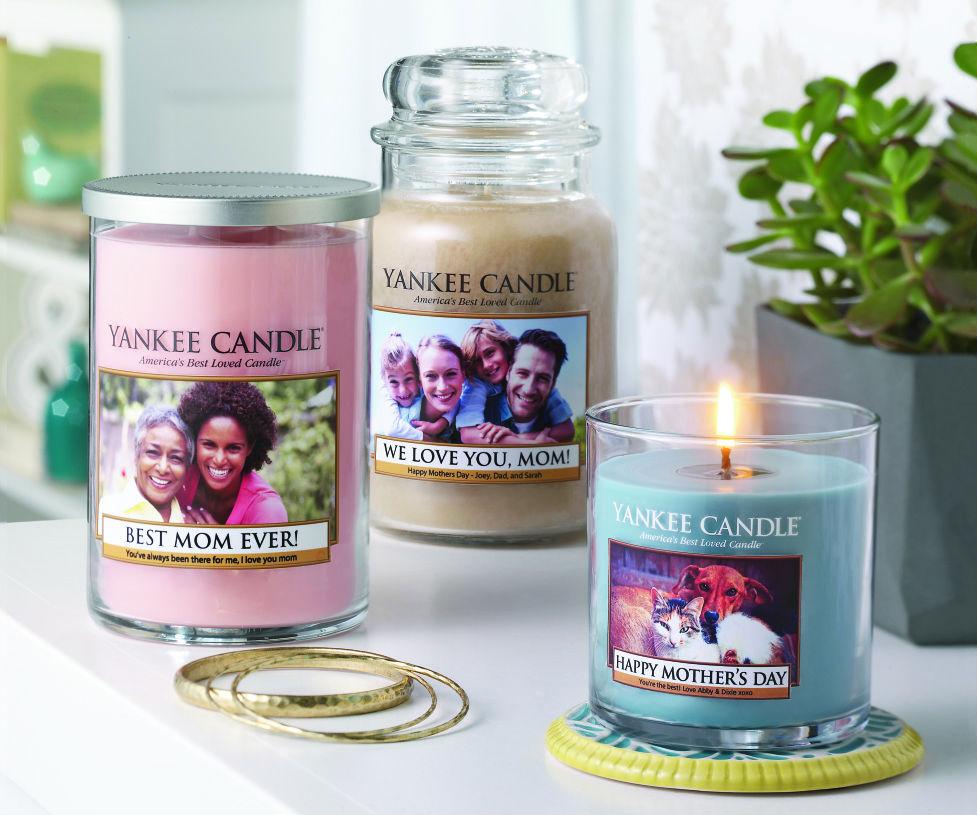 Custom Yankee Candles