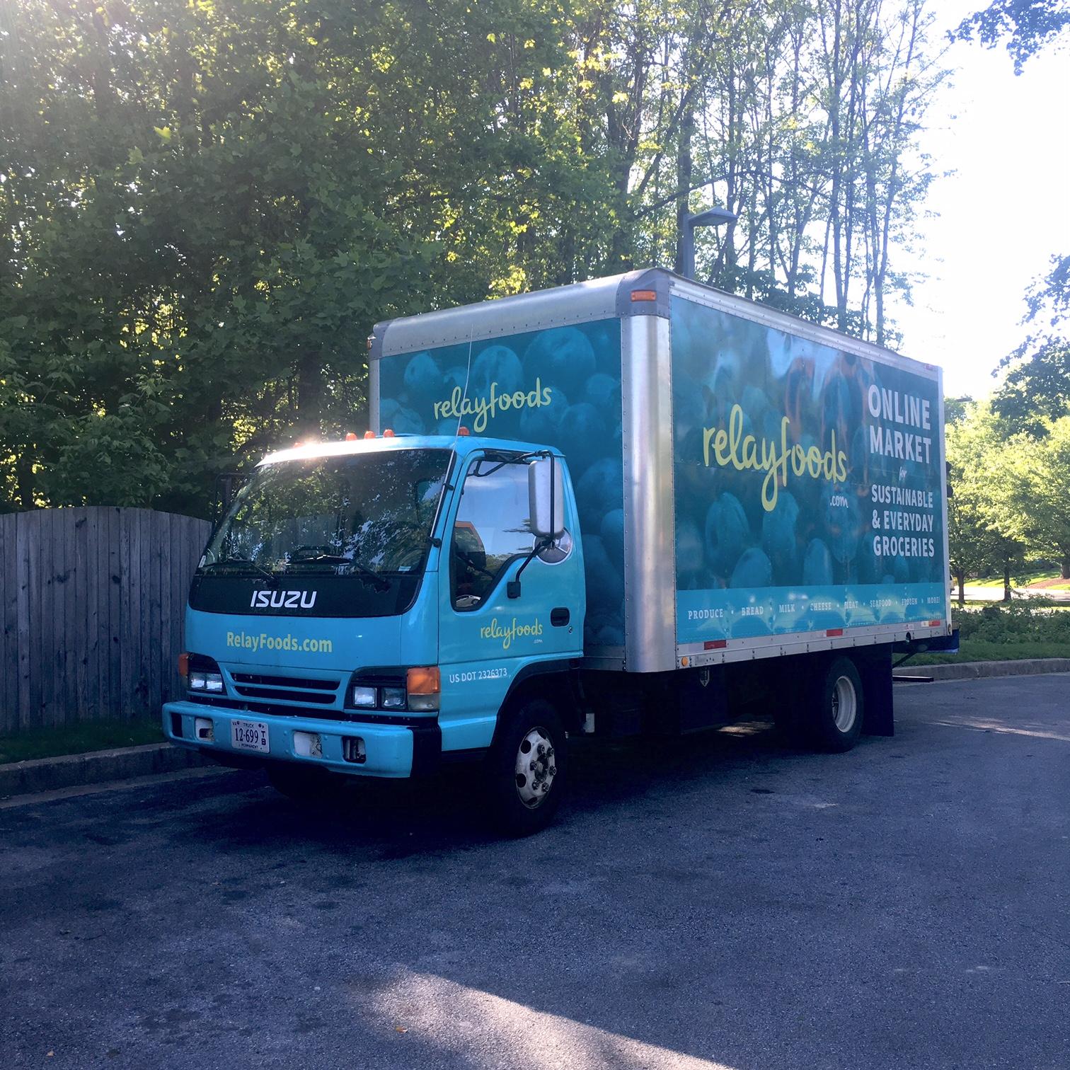 Relay Foods Truck