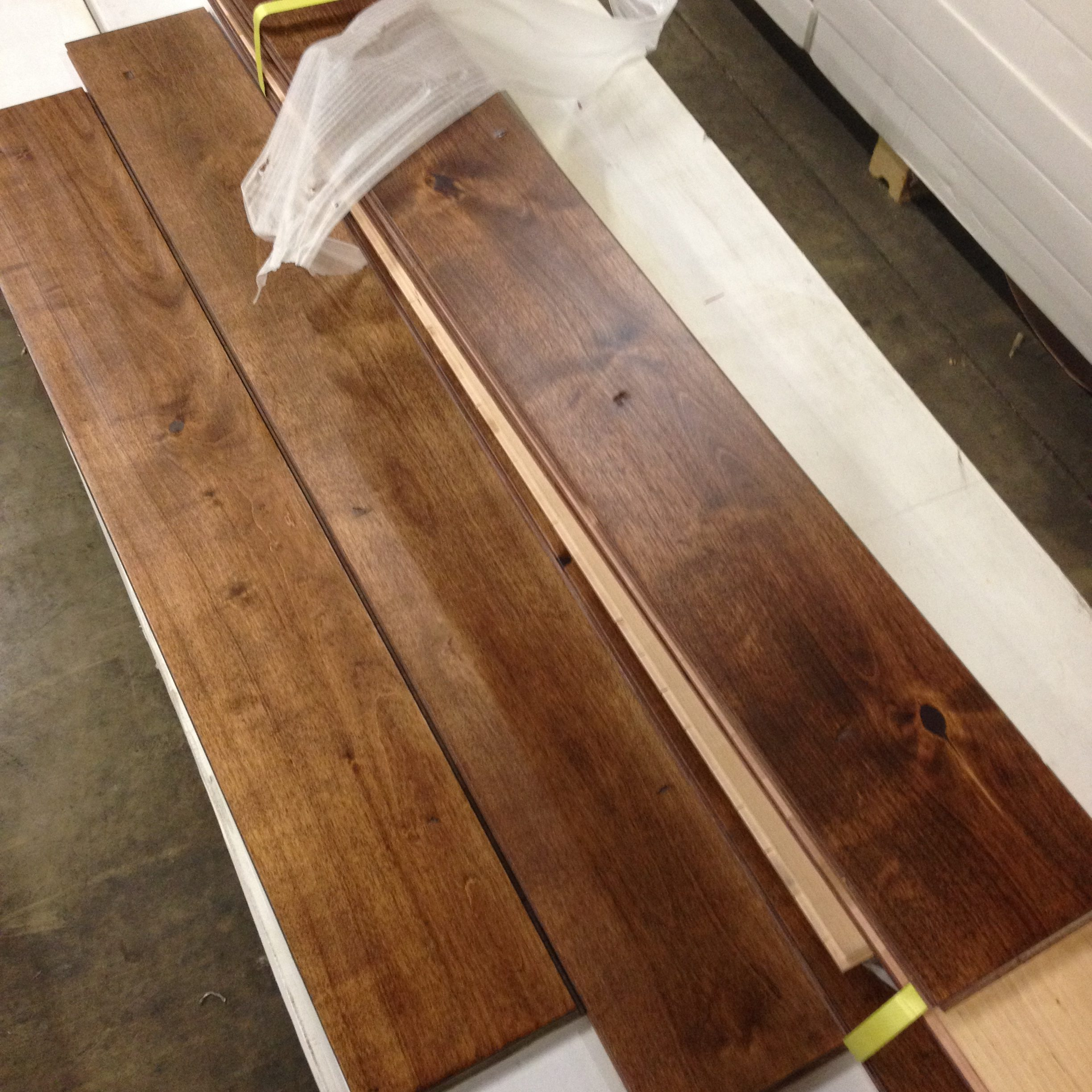 Birch Hardwood at Wood Floors Plus