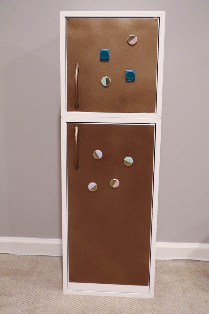 VALJE Freezer / Refrigerator Combo