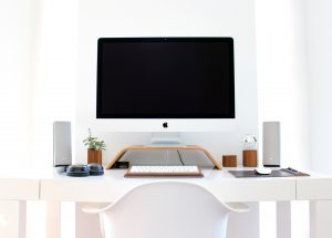 Computer & Desk