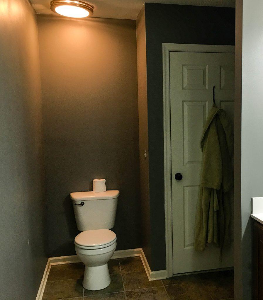 Bathroom Fan-Light Combo