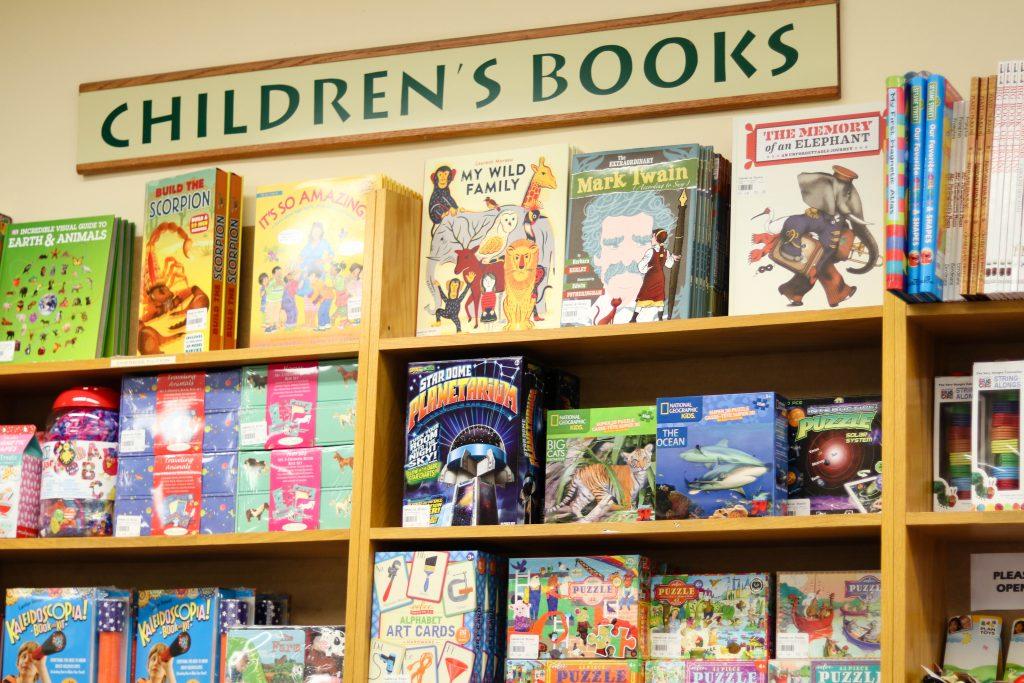 Children's Books at Daedalus Book Warehouse