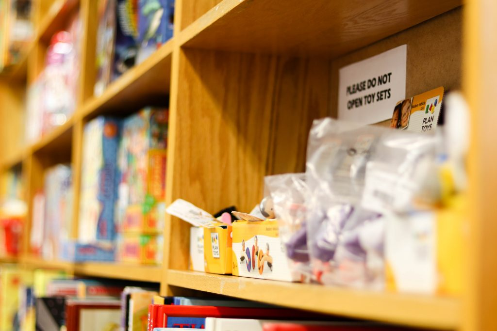 Children's Educational Toys at Daedalus Book Warehouse