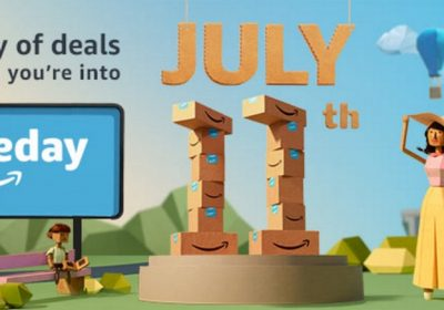 Amazon Prime Day, July 11, 2017