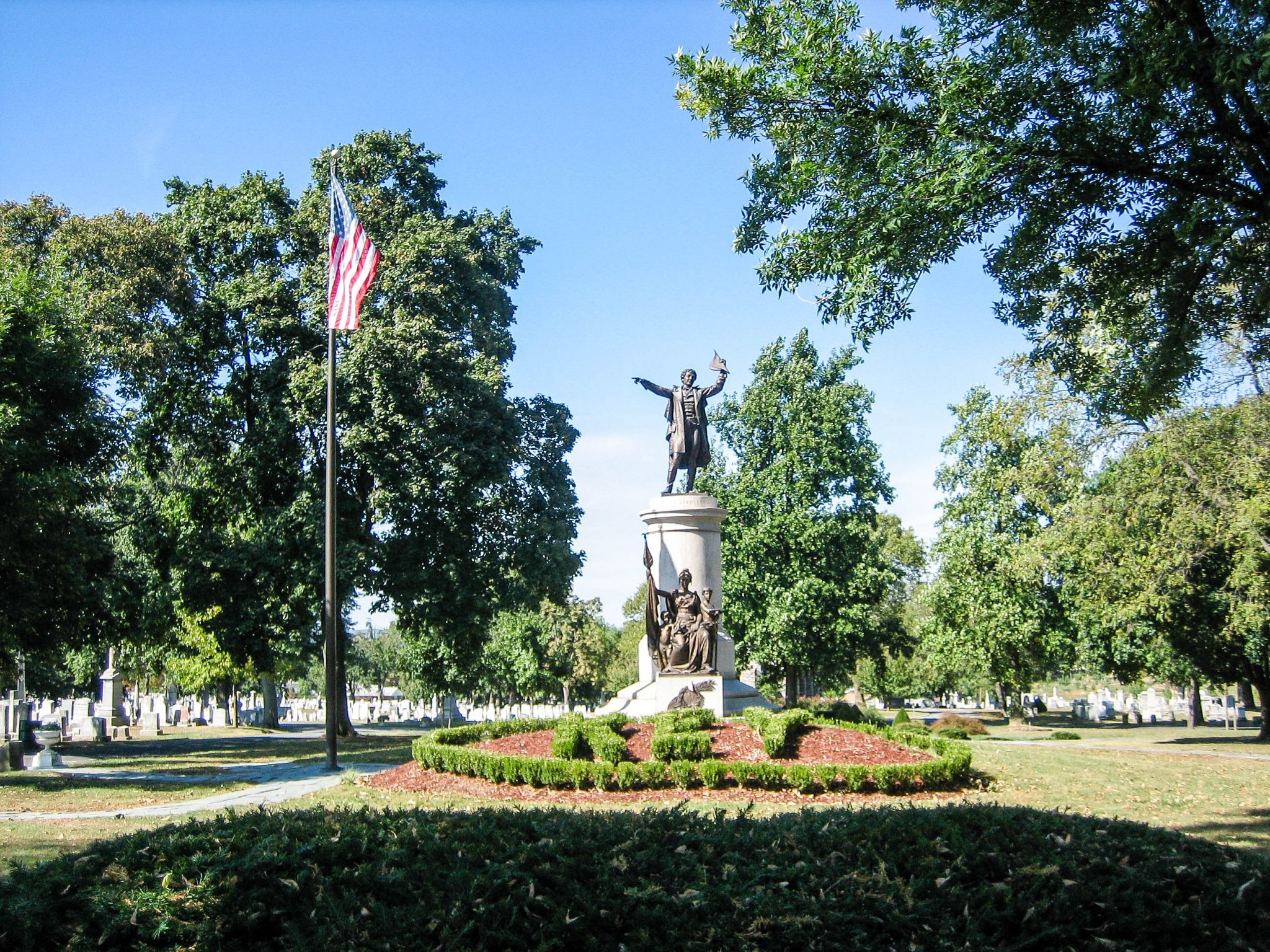 downtown historic frederick maryland city hike self guided