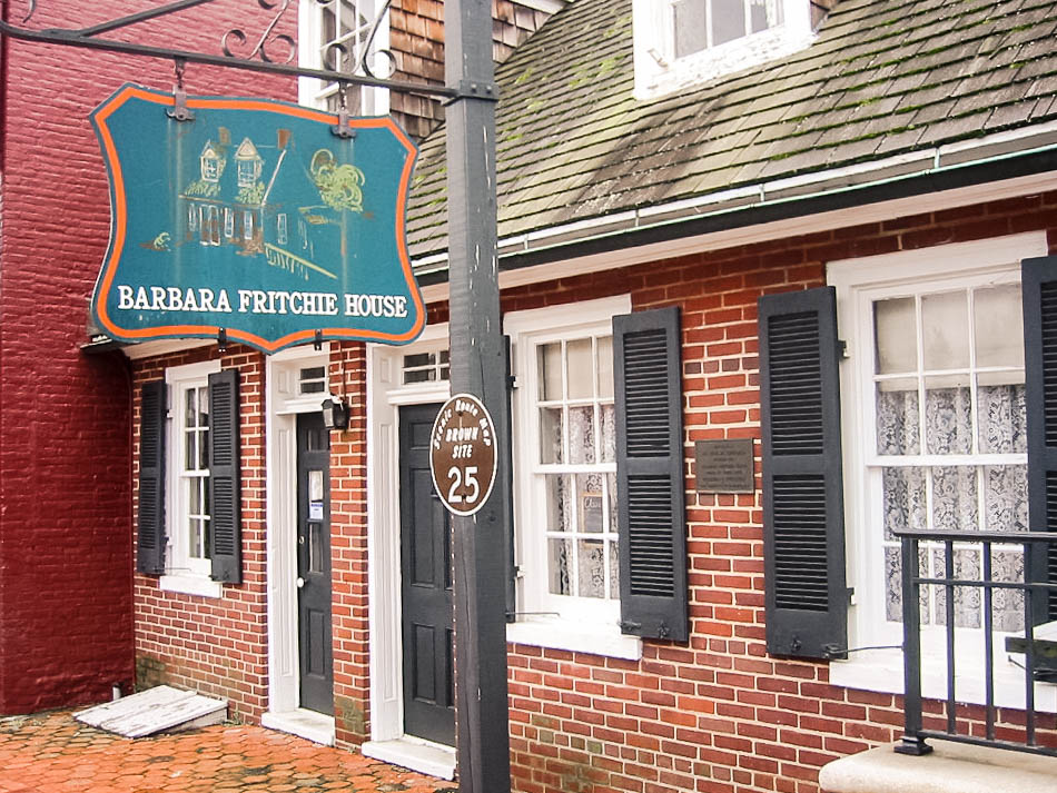 Barbara Fritchie House & Museum