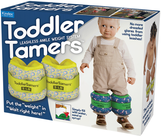Prank Pack Toddler Tamers Standard Gift Box