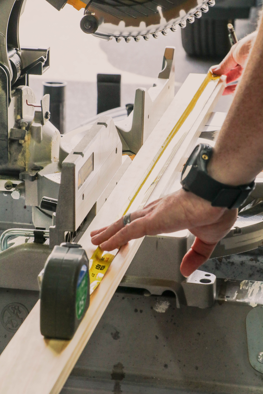 Board Cutting