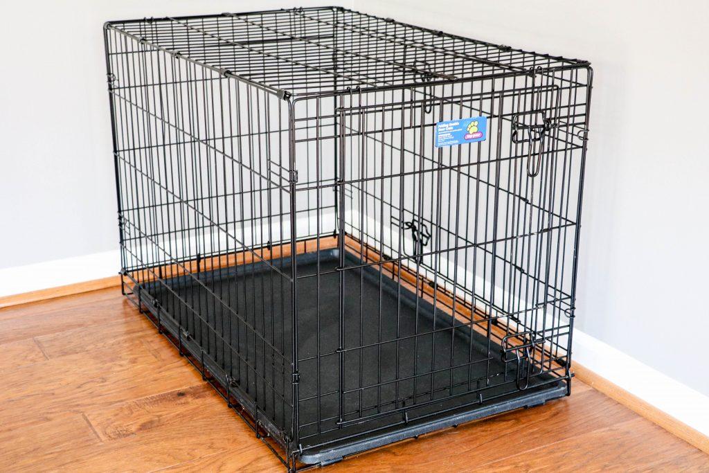 """36"""" Black Wire Kennel"""