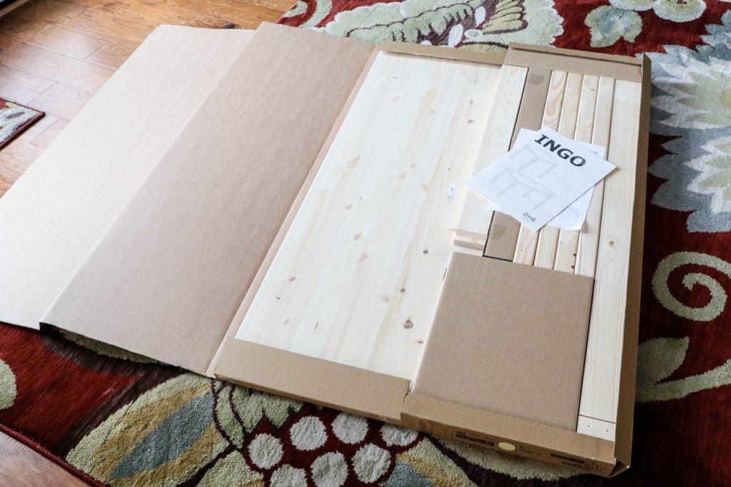 IKEA INGO Opened Box