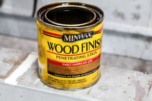 Minwax Wood Stain, Early American Color