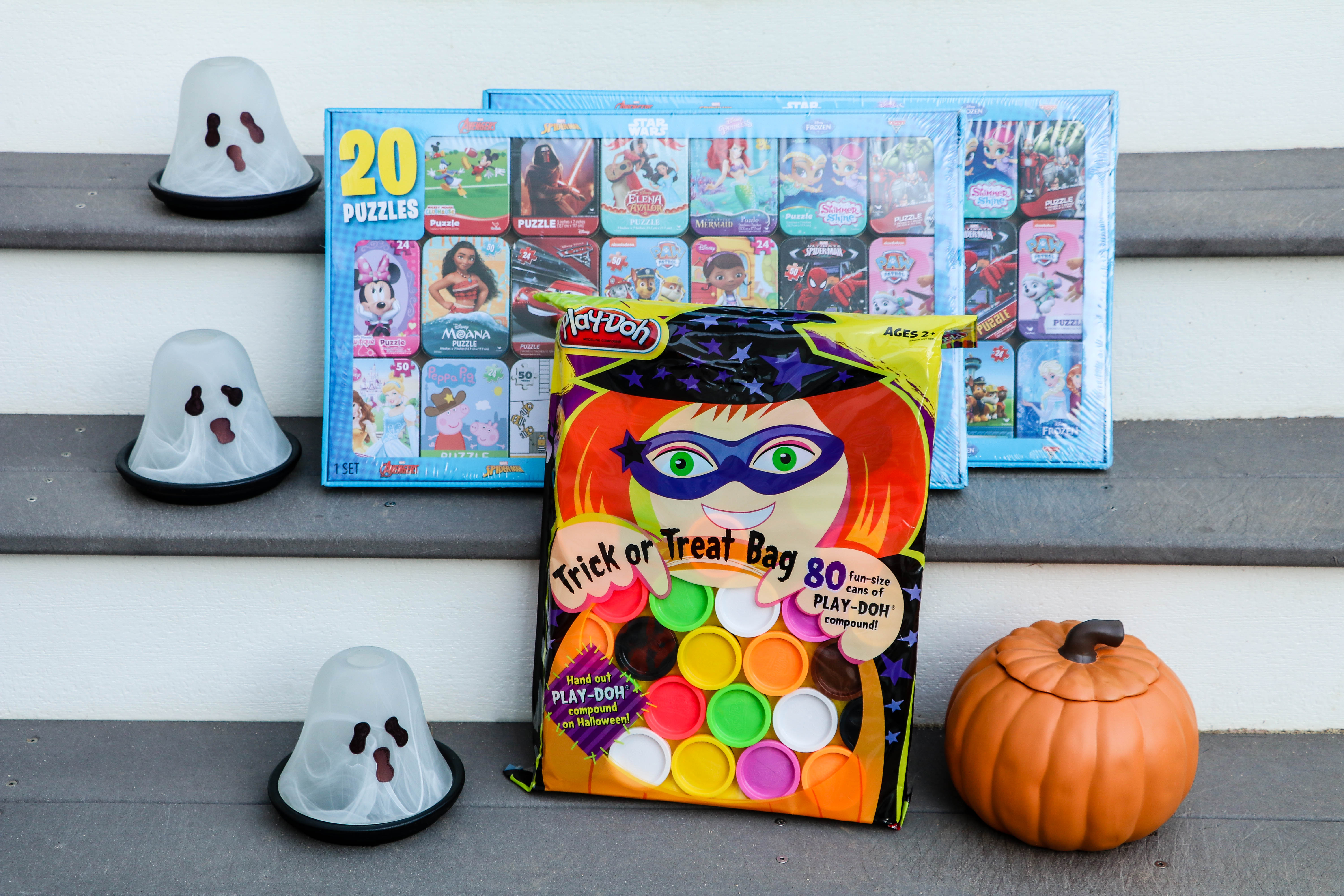 Halloween Hand-Outs Found at Costco Warehouse Club