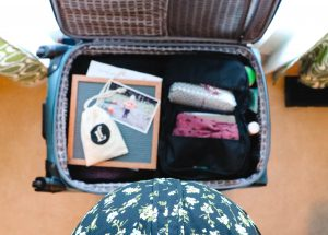 Hospital Suitcase Packed