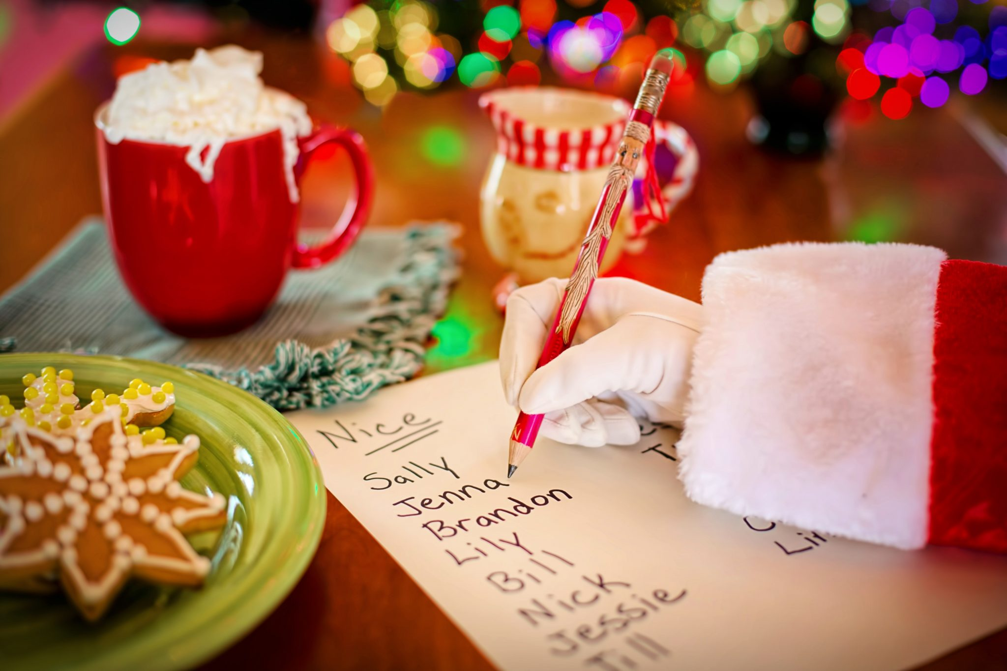 Personalized Letters From Santa How To  Deadline  Saving Amy