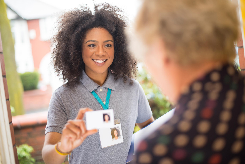 Door-to-Door Salesperson / Neighborhood Solicitor