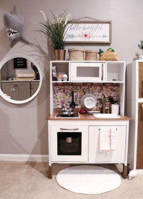 Ikea Hack Building Your Child S Dream Duktig Play Kitchen