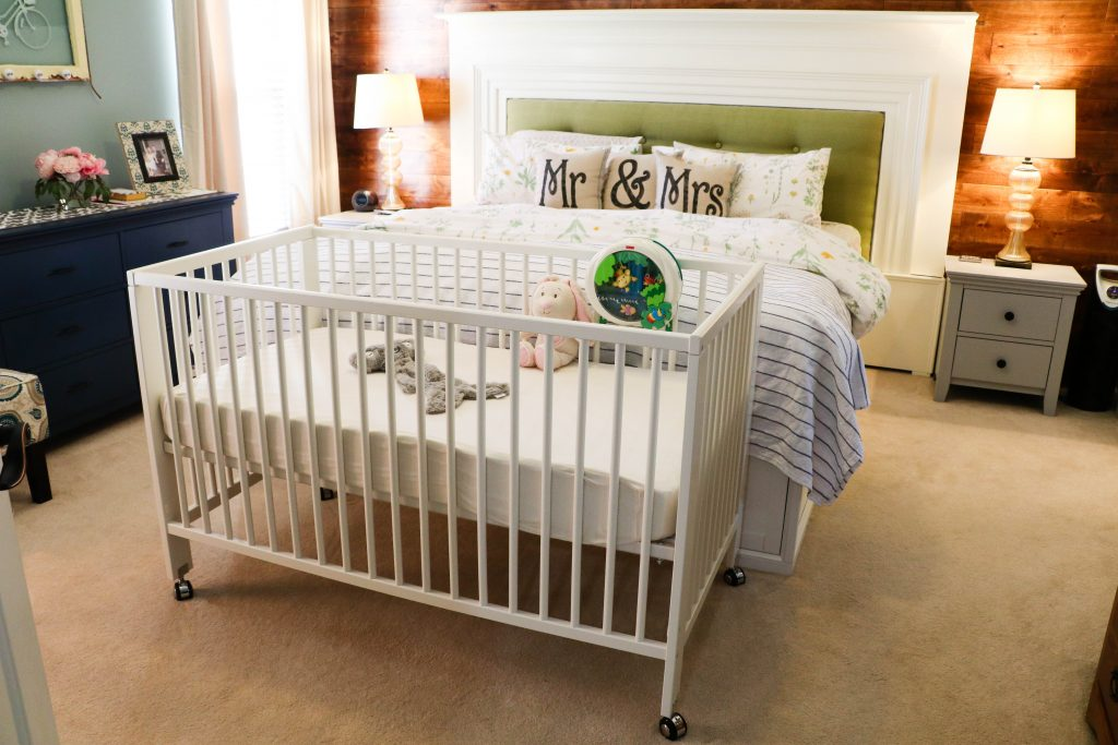 Ikea Hack Gulliver Crib On Wheels Saving Amy
